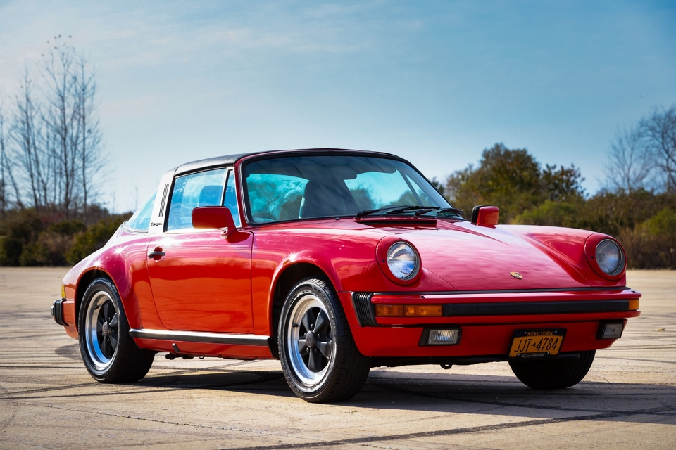 1986 Porsche 911 Carrera Targa Pcarmarket