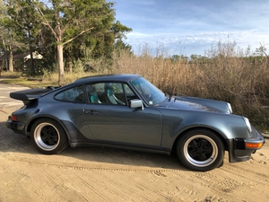 49K-Mile 1987 Porsche 930 Turbo