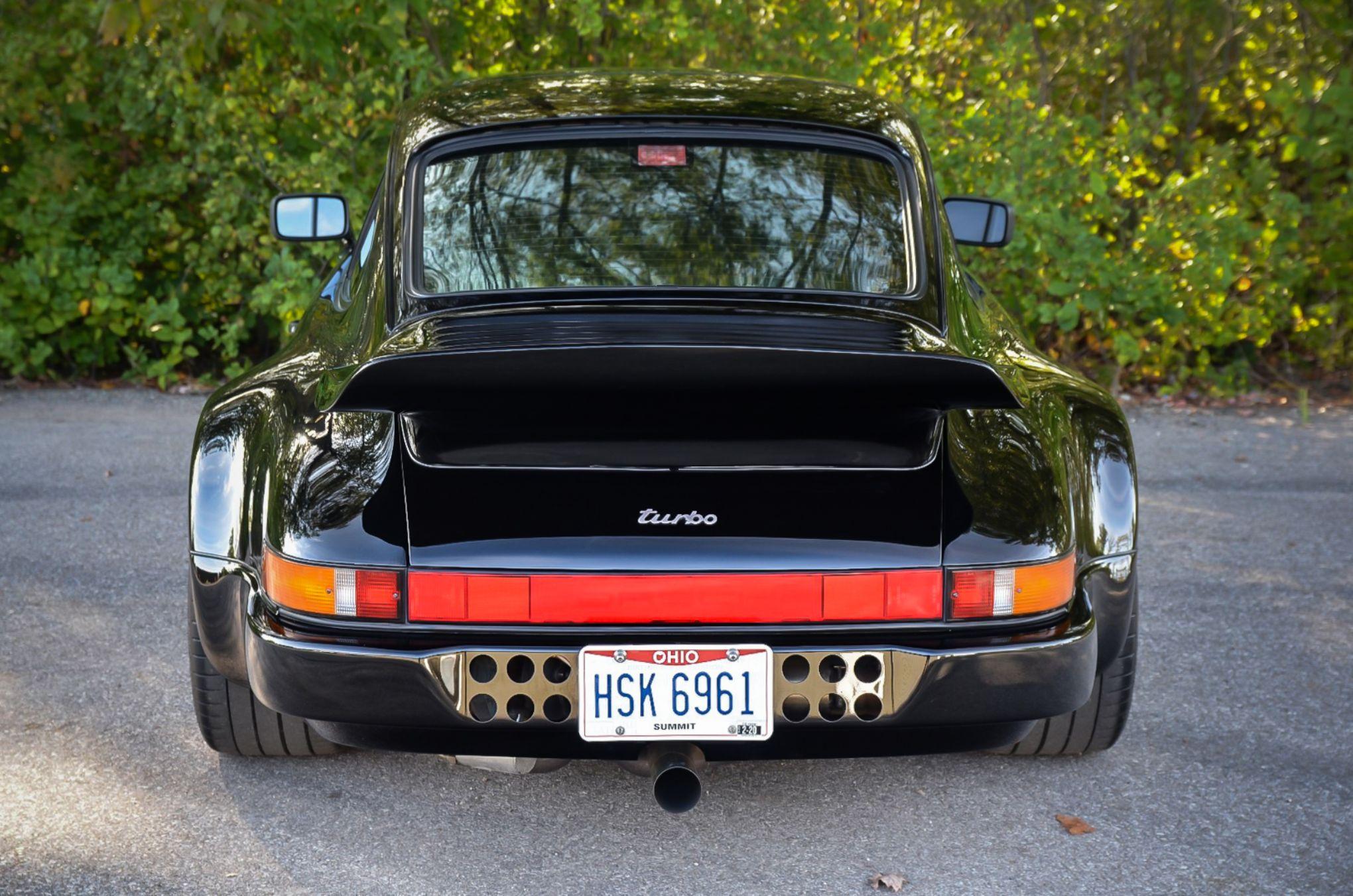 Dt Modified 1987 Porsche 930 Turbo Coupe Pcarmarket