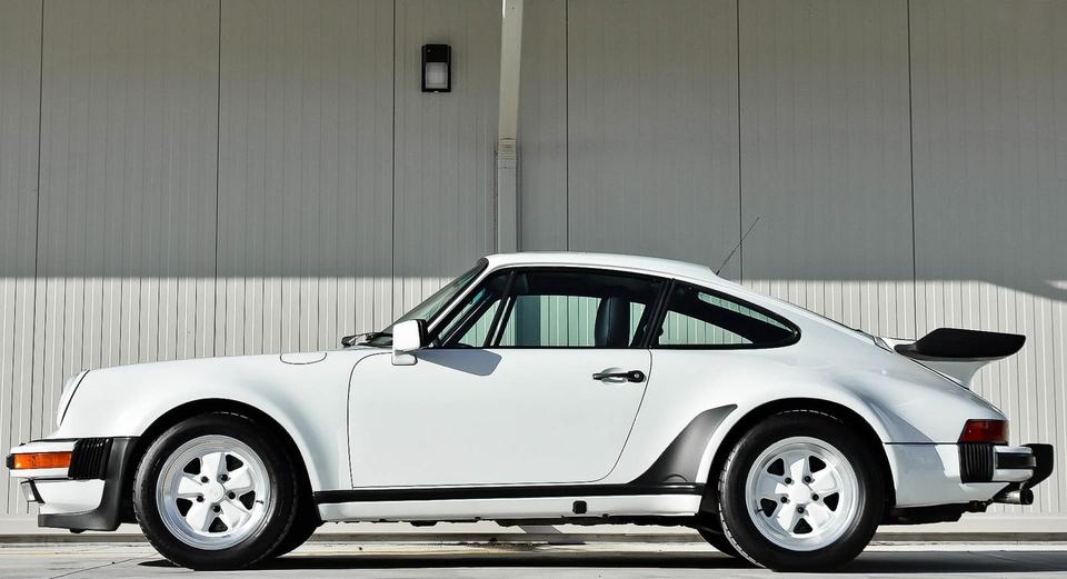 40K-Mile 1987 Porsche 930 Turbo