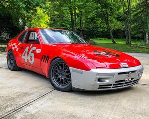 DT: 1987 Porsche 944 S Racecar