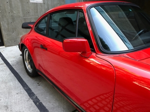 1987 Porsche 911 Carrera G-50 Coupe
