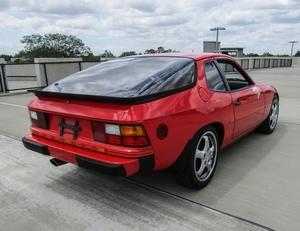 1988 Porsche 924S-Special Edition