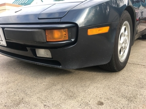 1988 Porsche 944 Coupe 5-Speed