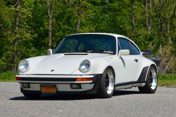 41K-Mile 1989 Porsche 930 Turbo G50/50 5-Speed