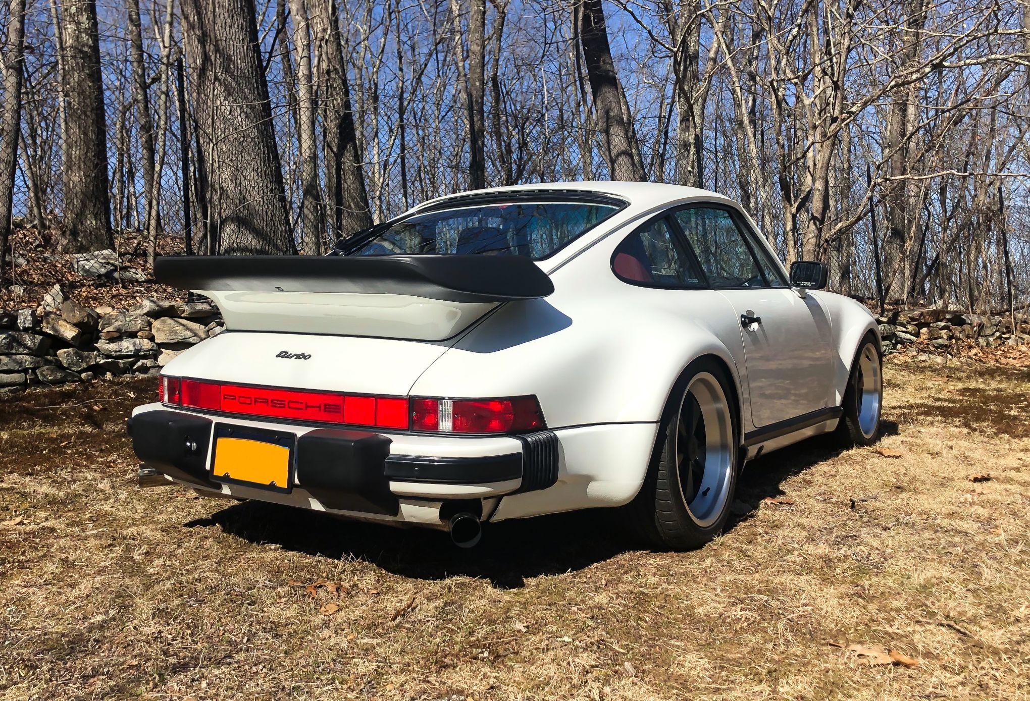 41k Mile 1989 Porsche 930 Turbo G50 50 5 Speed Pcarmarket