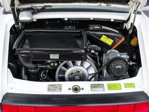 37K-Mile 1989 Porsche 930 Turbo Targa G50