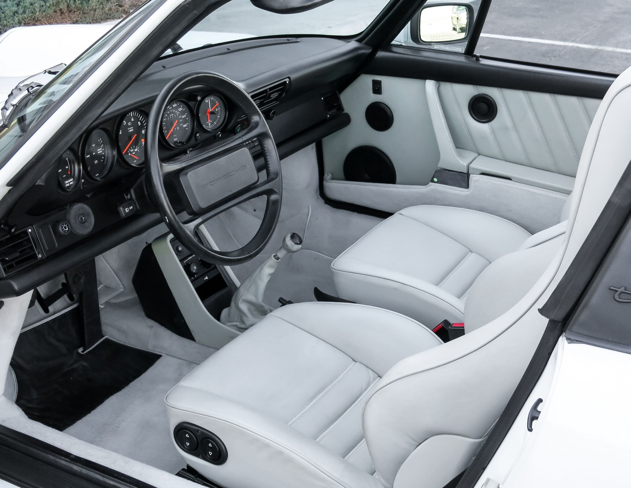 37k Mile 1989 Porsche 930 Turbo Targa G50 Pcarmarket