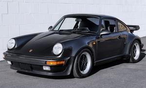 1989 Porsche 911 Turbo S G50/50 5-Speed