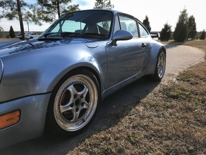 1991 Porsche 964 Turbo 5-Speed