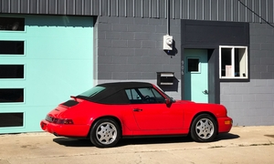 1991 Porsche 964 Carrera 2 Cabriolet Tiptronic