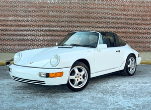 1991 Porsche 964 Carrera 2 Targa 5-Speed