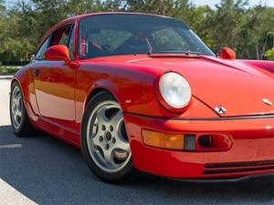1992 Porsche 964 Carrera Cup Edition