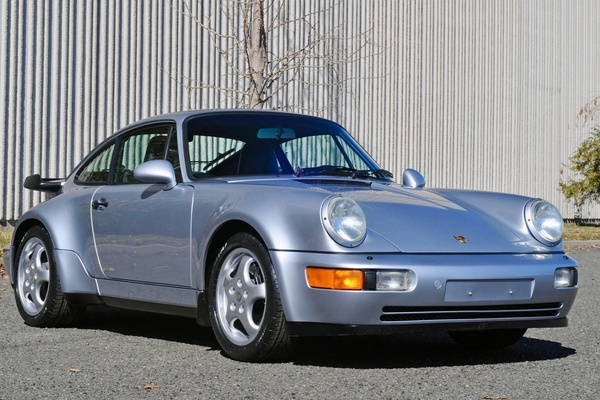 1992 Porsche 964 Turbo 5-Speed