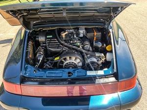 DT: 1993 Porsche 964 Carrera Cabriolet