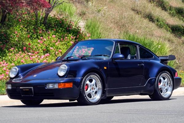 1993 Porsche 964 3.6 Turbo
