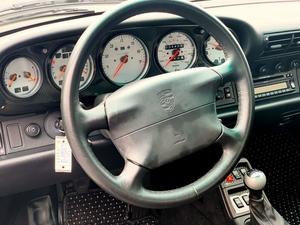 34K-Mile 1996 Porsche 993 Carrera 4S w/ Factory Aero Kit