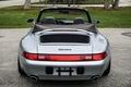 1996 Porsche 993 Carrera Cabriolet 6-Speed