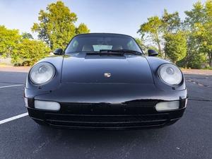 DT-Direct 1996 Porsche 993 Carrera Cabriolet 6-Speed