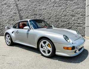 13K-Mile 1997 Porsche 993 Turbo S