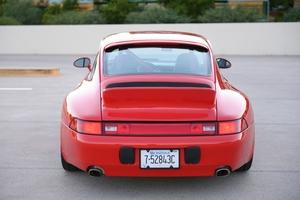 1997 Porsche 993 Carrera Coupe 6-Speed