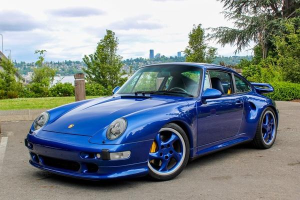 One-Owner 1997 Porsche 993 Turbo S