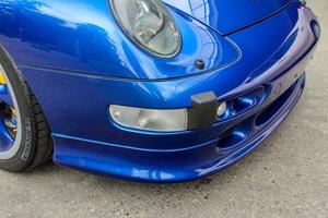 DT: One-Owner 1997 Porsche 993 Turbo S