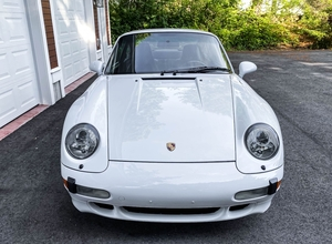 16K-Mile 1998 Porsche 993 Carrera 4S Coupe 6-Speed