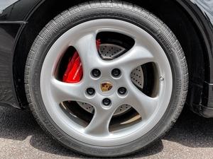 1K-Mile 1998 Porsche 993 Carrera 4S 6-Speed