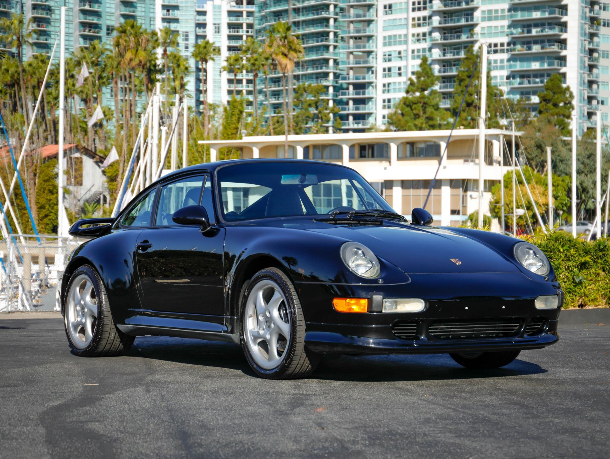 1-Owner 27K-Mile 1998 Porsche 911 Carrera S