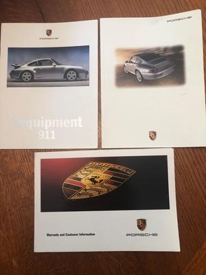 DT-Direct 1998 Porsche 993 Carrera S Coupe