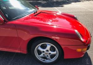 DT: 1998 Porsche 993 Carrera S Coupe
