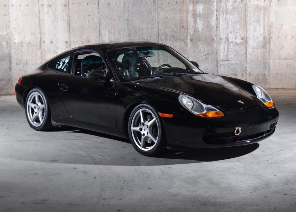 1999 911 porsche carrera 6l mod race pcarmarket bids comments coupe