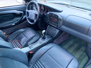 1999 Porsche 996 Carrera 2 Coupe 6-Speed