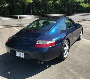 2000 Porsche 911 Carrera Coupe 6-speed