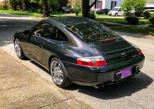 2000 Porsche 996 Carrera 4 Millennium Edition