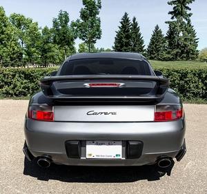 DT-Direct 2001 Porsche 996 Carrera Coupe 6-Speed