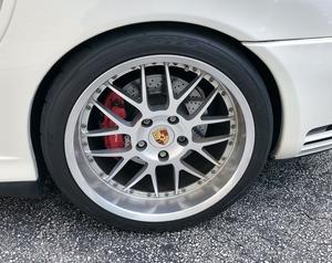 2001 Porsche 996 Turbo 6-Speed