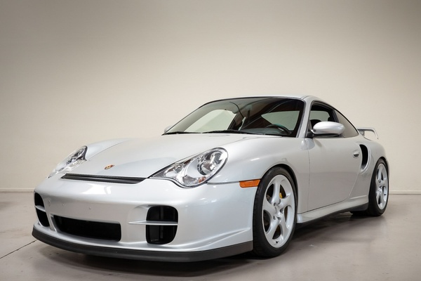 3K-Mile 2002 Porsche 996 GT2 6-Speed