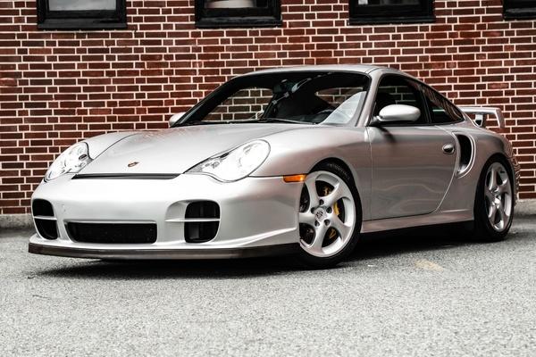 2002 Porsche 996 GT2
