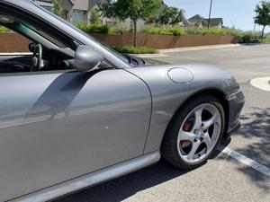 2002 Porsche 996 Turbo Coupe 6-Speed