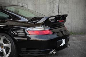 20K-Mile 2002 Porsche 996 GT2 6-Speed