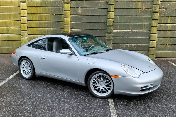 NO RESERVE - 2002 Porsche 996 Targa 6-Speed
