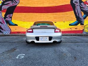 2002 Porsche 911 Turbo 6-Speed w/ PCCB's