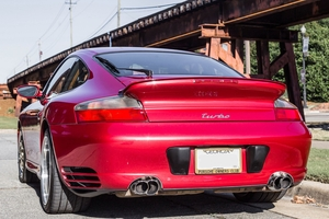 DT-Direct 2003 Porsche 996 Turbo X50 Coupe 6-Speed