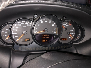 DT: 31K-Mile 2003 Porsche 996 Carrera 6-Speed