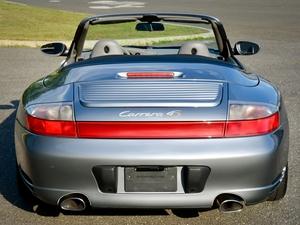 2004 Porsche 996 Carrera 4S Cabriolet 6-Speed