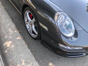 36K-Mile 2006 Porsche 997 Carrera S Cabriolet