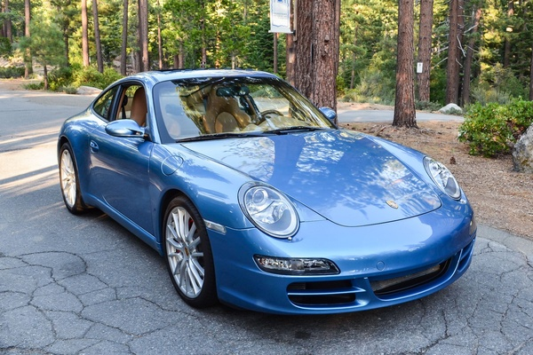 15K-Mile 2006 Porsche 997 Carrera S Club Coupe #25