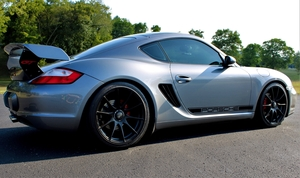 3.8L 2006 Porsche Cayman S 6-Speed